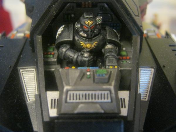 Nephilim cockpit